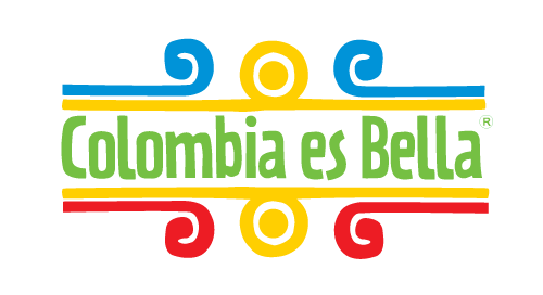 Colombia es bella logo